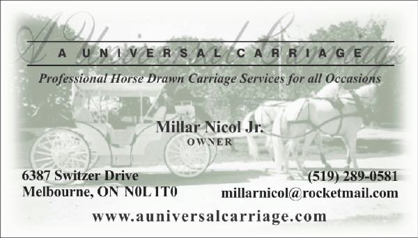 A Universal Carriage